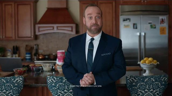 CenturyLink High-Speed Internet TV Spot, 'Hair & Makeup' Ft. Paul Giamatti - Thumbnail 3