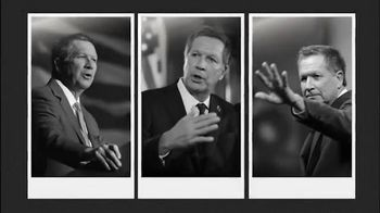 New Day for America TV Spot, 'Commander in Chief' Featuring John Kasich