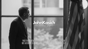 New Day for America TV Spot, 'Commander in Chief' Featuring John Kasich - Thumbnail 8