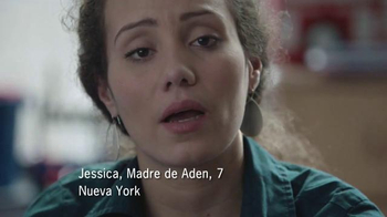 Centers for Disease Control and Prevention TV Spot, 'Jessica' [Spanish]