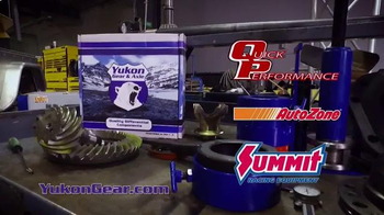 Yukon Gear & Axle Differential Components TV Spot, 'Strong' - Thumbnail 1