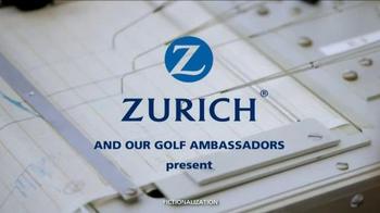 Zurich Insurance Group TV Spot, 'Golf Love Test: Wife's Cooking' - Thumbnail 4