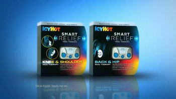 Icy Hot Smart Relief TV Spot, 'Back and Knee Pain' Feat. Shaquille O'Neal - Thumbnail 3