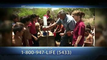LIFE Outreach International TV Spot, 'Water for Life'