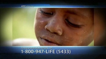 LIFE Outreach International TV Spot, 'Water for Life' - Thumbnail 1