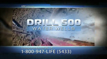 LIFE Outreach International TV Spot, 'Water for Life' - Thumbnail 3