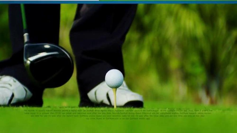 GolfNow.com Rewards Program TV Commercial, 'Make Every Round Count'