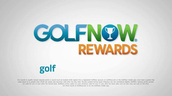 GolfNow.com Rewards Program TV Spot, 'Make Every Round Count' - Thumbnail 6