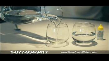 HydroCare Quadmaxx TV Spot, 'Chlorine in the Water'