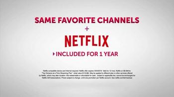 Dish Network Three-Year TV Price Guarantee TV Spot, 'Swipe Now' - Thumbnail 6