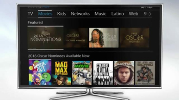 XFINITY On Demand TV Spot, 'Oscars Collection' - Thumbnail 1