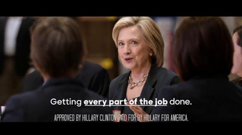 Hillary for America TV Spot, 'The World' - Thumbnail 10