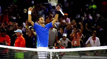 ATP World Tour TV Spot, '2016 Miami Open' - 118 commercial airings