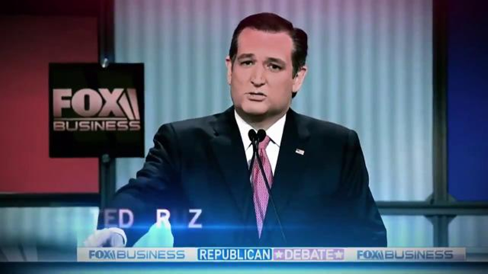 Cruz for President TV Commercial, 'Have Your Back'