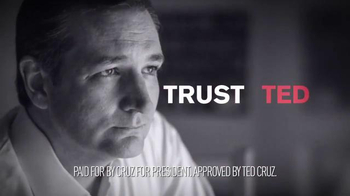 Cruz for President TV Spot, 'Have Your Back' - Thumbnail 10