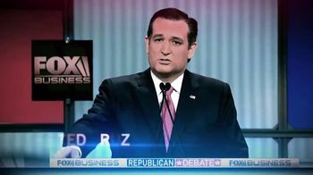 Cruz for President TV Spot, 'Have Your Back' - 1 commercial airings