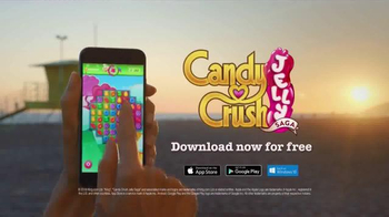 Candy Crush Jelly Saga TV Spot, 'Meet the Real Jelly Queen!' - Thumbnail 7