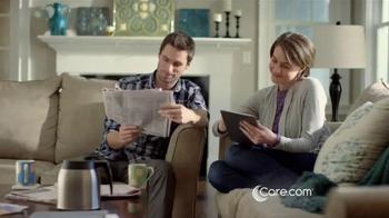 Care.com TV Spot, 'Stork Delivery' - Thumbnail 1