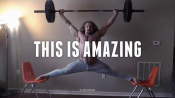 Taco Bell Crunchwrap Sliders TV Spot, 'Amazing Splits' - Thumbnail 3