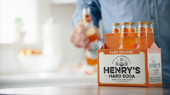 Henry's Hard Orange Soda TV Spot, 'Tomorrow (orange)' - Thumbnail 6