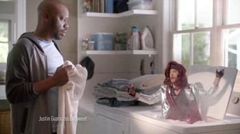 Diet Dr Pepper TV Spot, 'Lil' Sweet: Laundry' Featuring Justin Guarini - Thumbnail 3