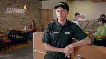Subway Club TV Spot, 'Kitchen Model' - Thumbnail 1