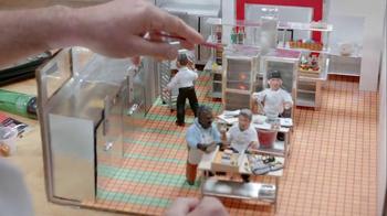 Subway Club TV Spot, 'Kitchen Model' - Thumbnail 5