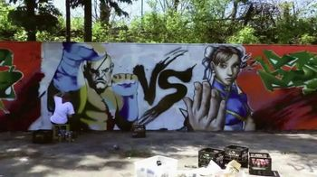Street Fighter V TV Spot, 'Tap Into It'