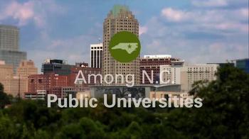 NC State University TV Spot, 'Think and Do: Immediate Returns' - Thumbnail 5