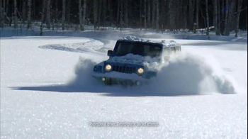 2016 Jeep Wrangler Backcountry Edition TV Spot, 'Mr. Ten Below' - Thumbnail 4