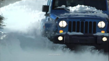 2016 Jeep Wrangler Backcountry Edition TV Spot, 'Mr. Ten Below' - Thumbnail 9