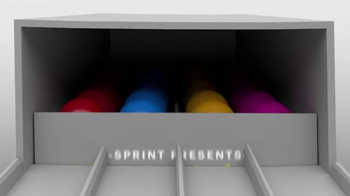 Sprint LTE Plus TV Spot, 'Faster Network at Half the Price: Colorful Balls' - Thumbnail 2