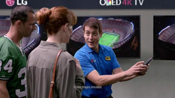 Best Buy LG OLED TV TV Spot, 'Bring Home the Win' - Thumbnail 4