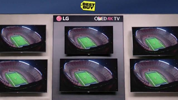 Best Buy LG OLED TV TV Spot, 'Bring Home the Win' - Thumbnail 5
