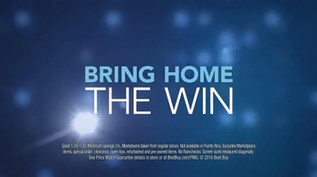 Best Buy LG OLED TV TV Spot, 'Bring Home the Win' - Thumbnail 7