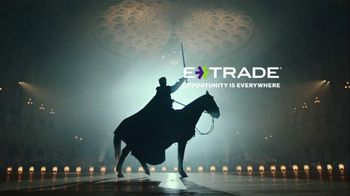 E*TRADE TV Spot, 'Opportunity is Everywhere: Accents' Feat. Kevin Spacey - 1477 commercial airings