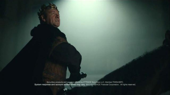 E*TRADE TV Spot, 'Opportunity is Everywhere: Accents' Feat. Kevin Spacey - Thumbnail 6
