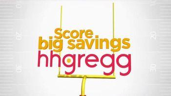 h.h. gregg TV Spot, 'Super Savings on TVs'