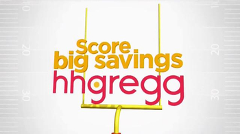 h.h. gregg TV Spot, 'Super Savings on TVs'