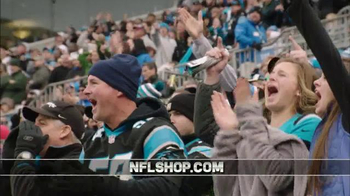 NFL Shop TV Spot, 'Panthers Champions' - 1 commercial airings