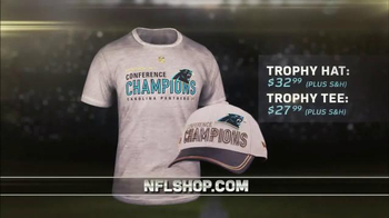 NFL Shop TV Spot, 'Panthers Champions' - Thumbnail 2