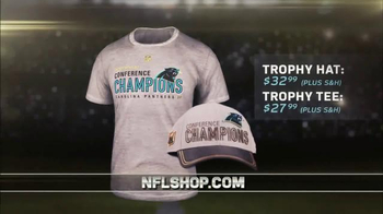NFL Shop TV Spot, 'Panthers Champions' - Thumbnail 5