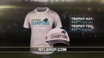 NFL Shop TV Spot, 'Panthers Champions' - Thumbnail 5