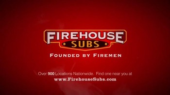 Firehouse Subs Hook & Ladder TV Spot, 'Brothers' - Thumbnail 8