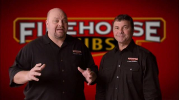 Firehouse Subs Hook & Ladder TV Spot, 'Brothers'