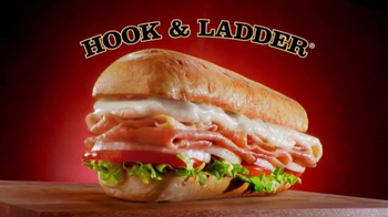Firehouse Subs Hook & Ladder TV Spot, 'Brothers' - Thumbnail 6