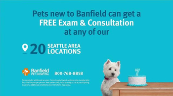 Banfield Pet Hospital TV Spot, 'Molly: Free Exam' - Thumbnail 8