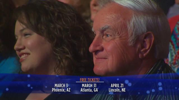 Turning Point with Dr. David Jeremiah TV Spot, 'Standup Tour' - Thumbnail 2