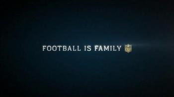 NFL TV Spot, 'Football Is Family: Little Girl' - Thumbnail 9