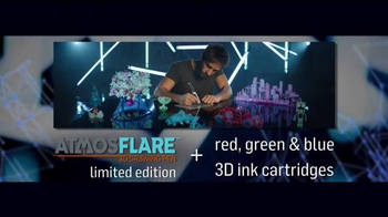 AtmosFlare 3D Drawing Pen TV Spot, 'Limited Edition' - Thumbnail 9